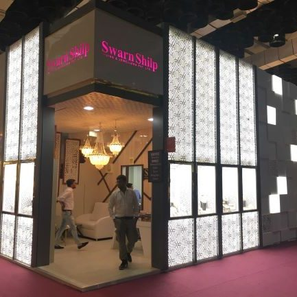 Jewelry Exhibition Stand Design : Exhibition stall design & development u2013 replikate inc.